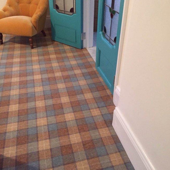 Brintons Tartan Carpet
