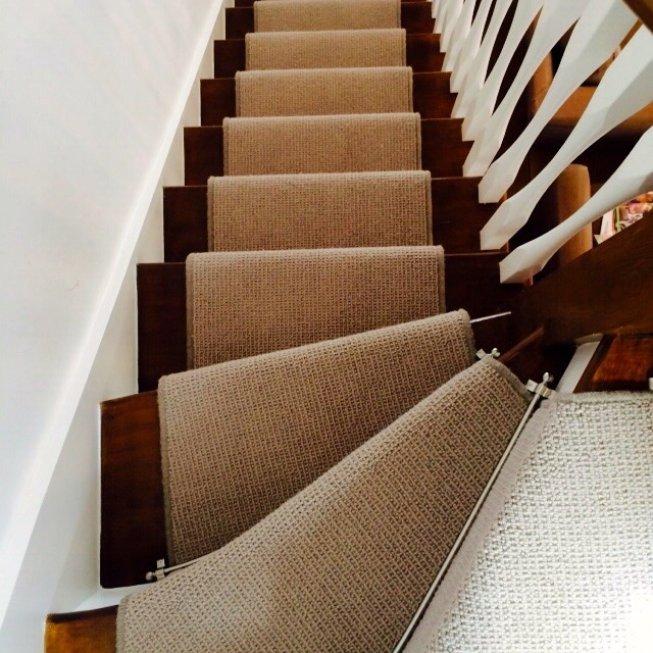 Wool Loop Stair Runner