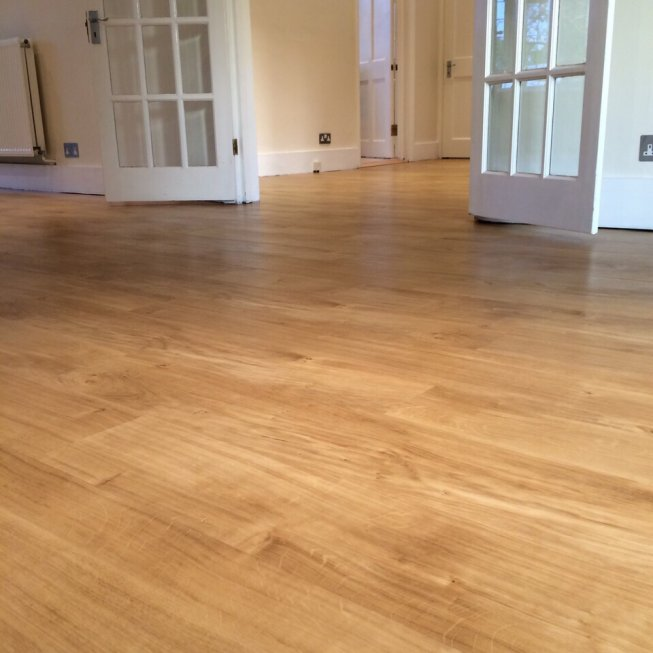 Amtico Golden Oak