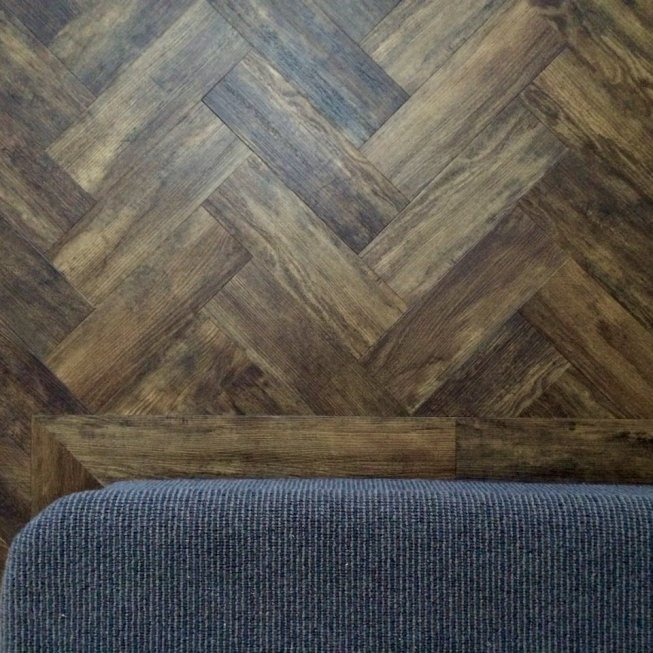 Amtico Spacia Aged Timber