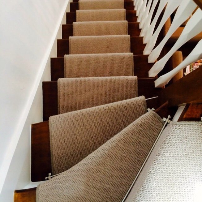 Wool Loop Stair Runner