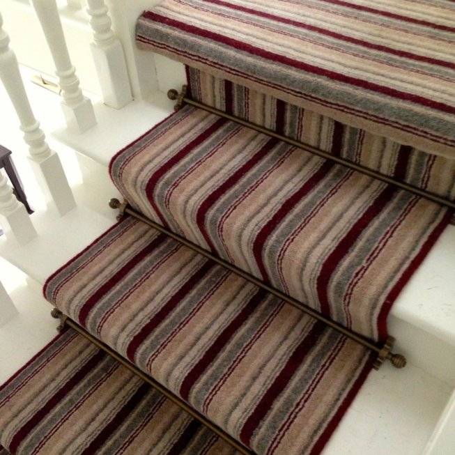 Brockway Twist Jubilee Stripe