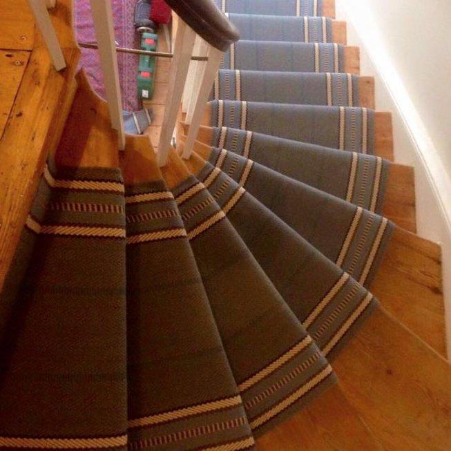 Roger Oates London Hampton Airforce Stair Runner