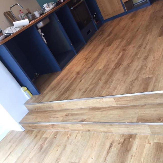 Amtico Form Oak Plank Floor