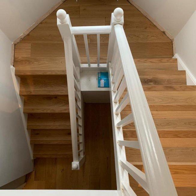 Engineered Wood Oak Floor