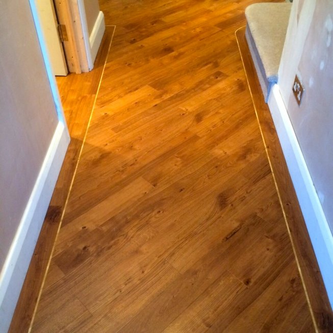 Amtico Adaption To Existing Flooring