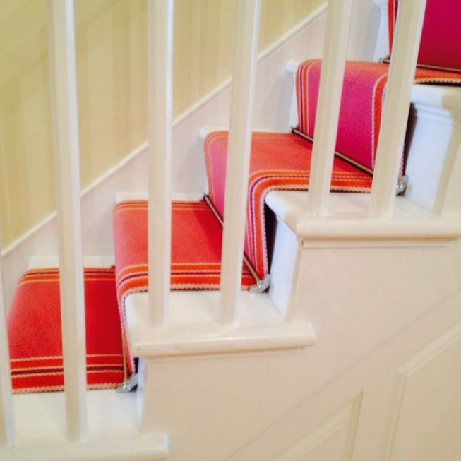Tarleton with Stair Rods
